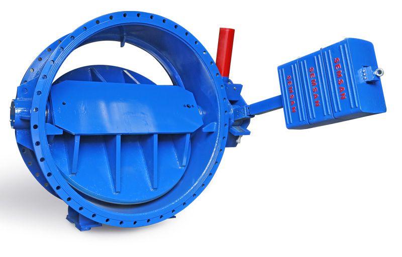 Turbine Inlet Valve | Türbin Giriş Vanası #1