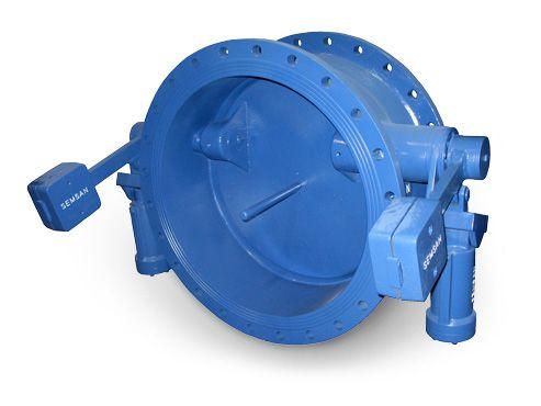 Tilting Checkvalve with Hydrolic Damper | Hidrolik Damperli Tilting Çekvalf #1